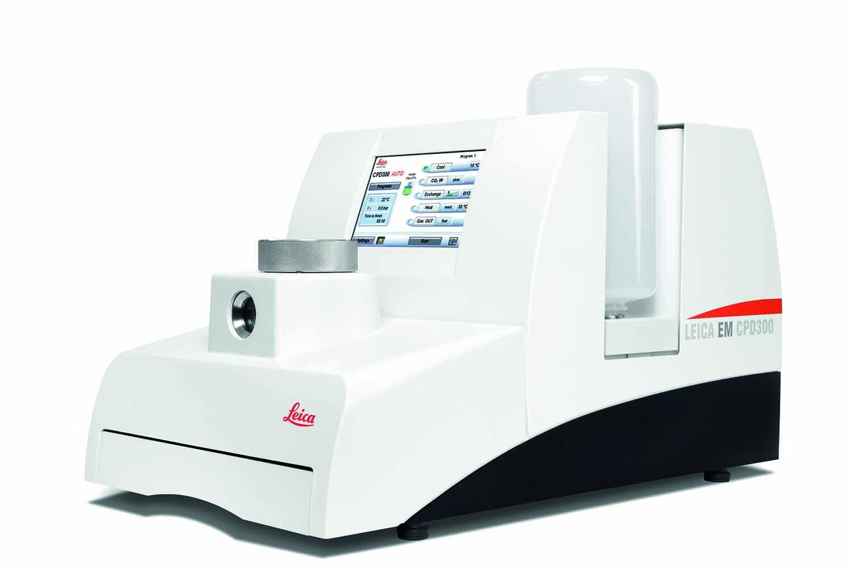 Leica EM CPD300 для полностью автоматической мягкой сушки биологических объектов