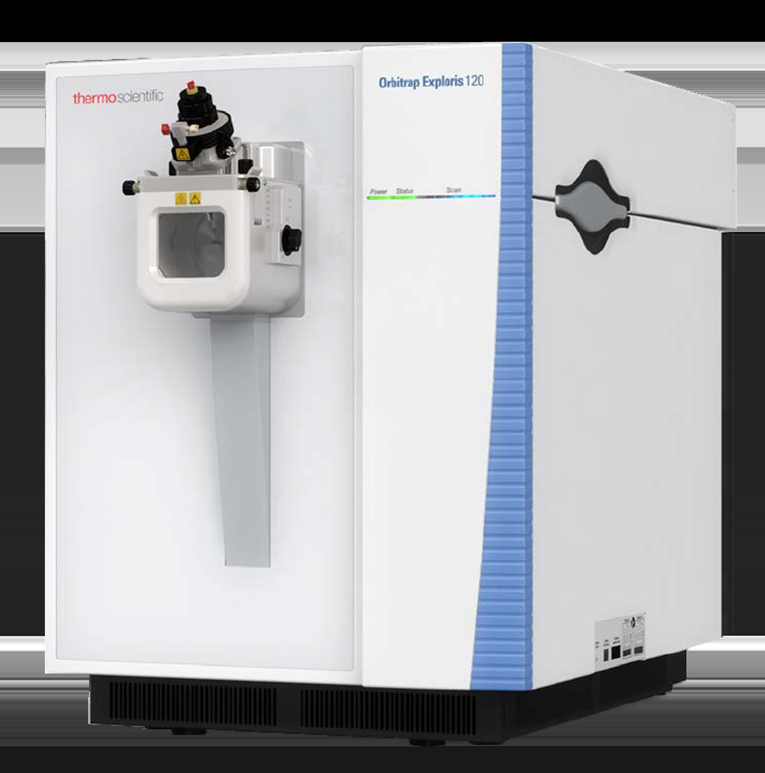 Жидкостный хромато-масс-спектрометр высокого разрешения Orbitrap Exploris 120