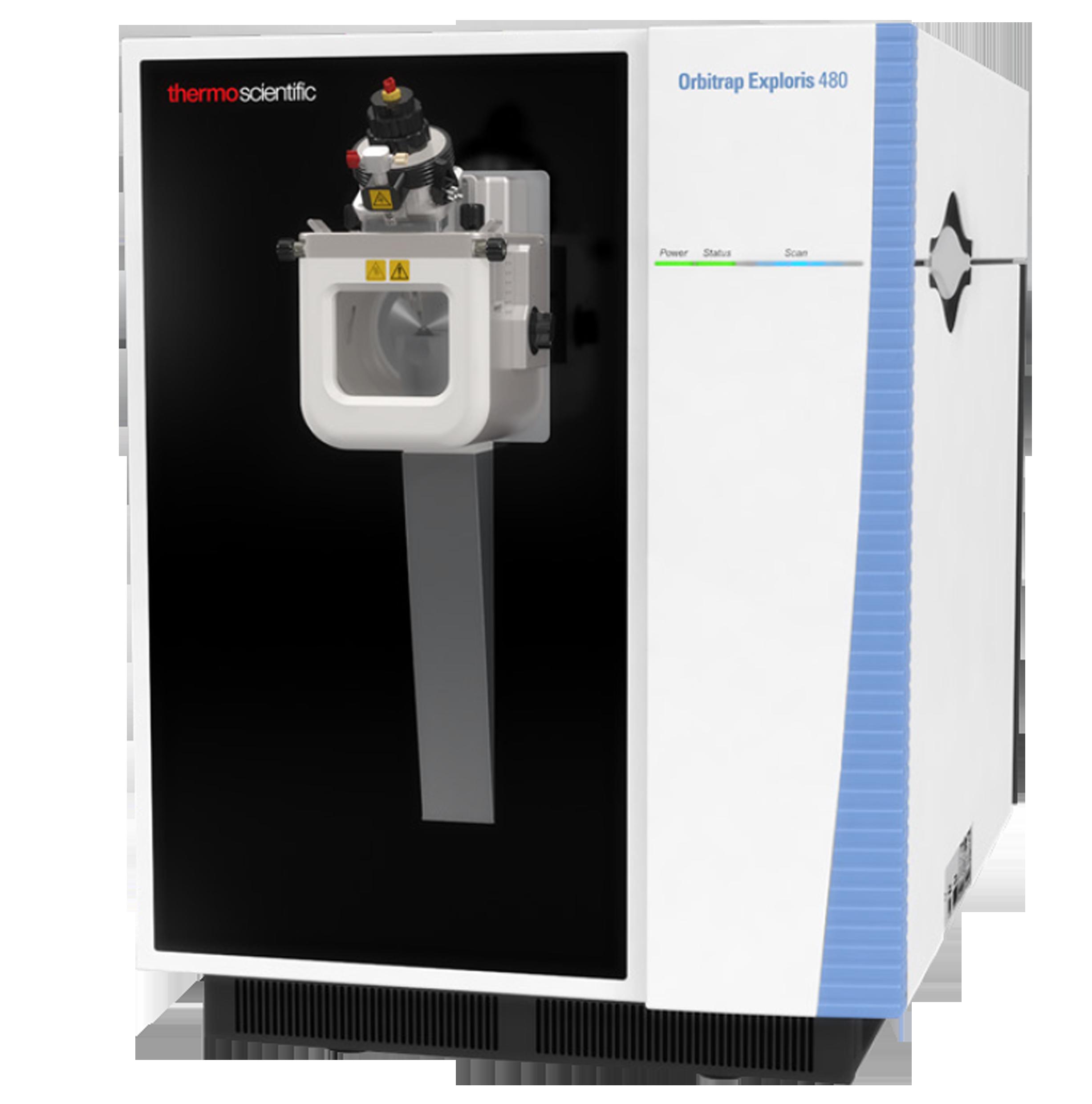 Жидкостный хромато-масс-спектрометр высокого разрешения Orbitrap Exploris 480