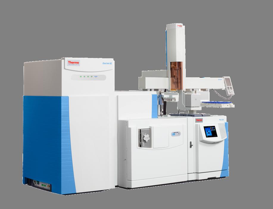 Масс-спектрометр высокого разрешения для ГХ Q Exactive GС