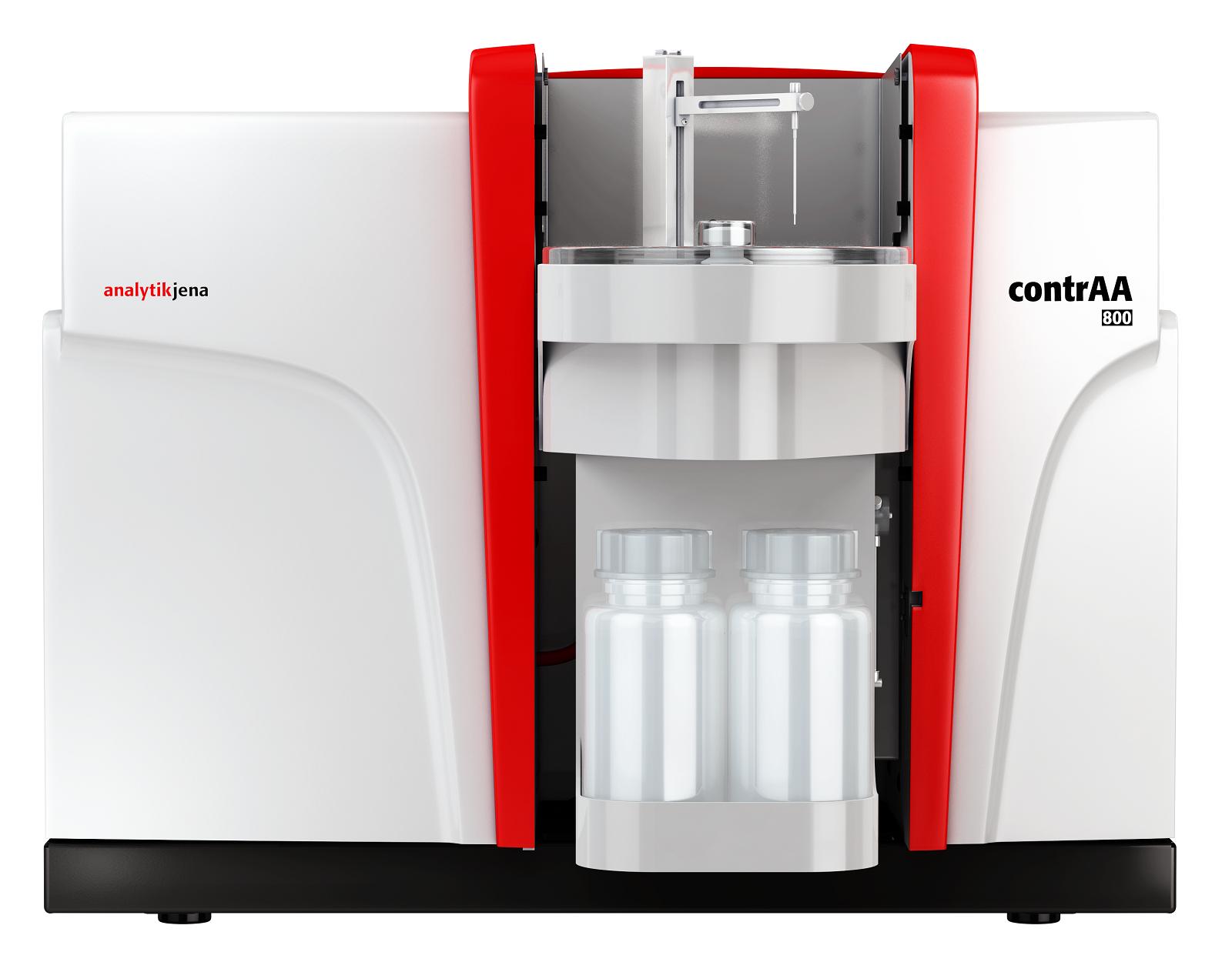 Атомно-абсорбционные спектрометры серии contrAA® 800